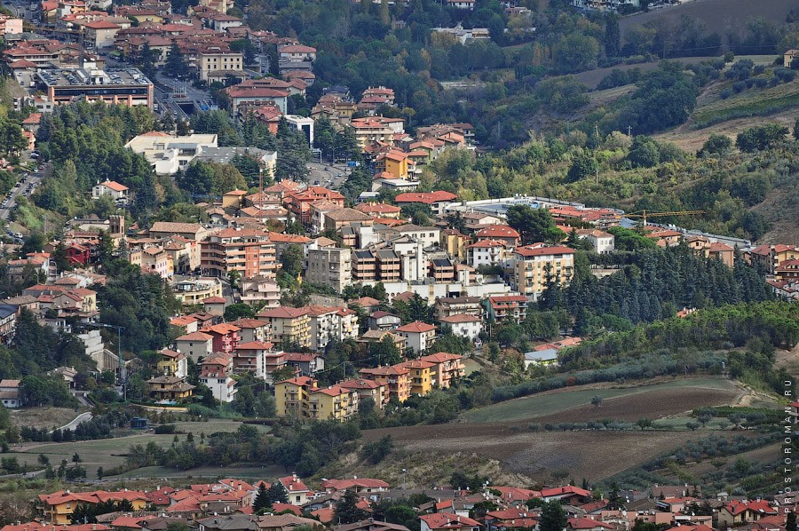 Италия, Сан-Марино