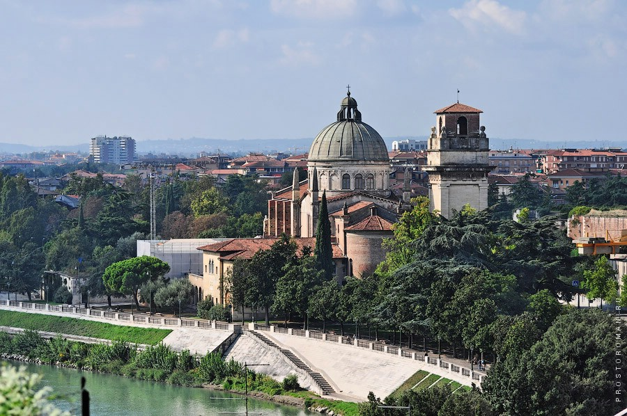 Италия, Верона