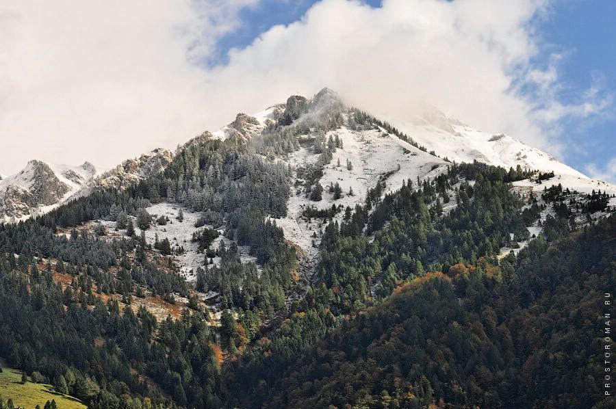 Альпы, Княжество Лихтеншейн