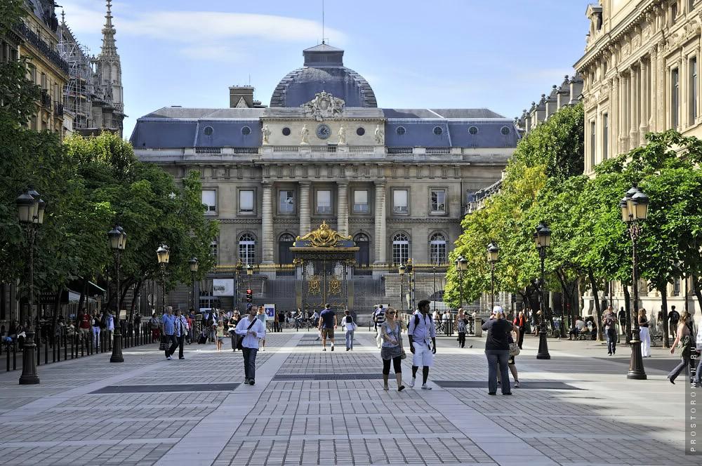 Улицы и достопримечательности Парижа, Paris
